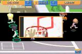 Backyard Basketball 2007 Game Boy Advance More spectacular baskets are awarded with a short animation