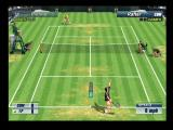 Tennis 2K2 Dreamcast Grass courts a-plenty.