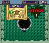Mega Bomberman Genesis Single Player Start