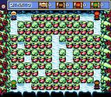 Mega Bomberman Genesis There are different tilesets to battle on!