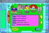 The Incredible Toon Machine Windows 3.x Puzzle selection menu