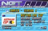 NGT: Next Generation Tennis Game Boy Advance The tournaments to come