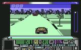 Chase H.Q. Commodore 64 Driving towards the suburbs