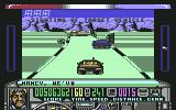 Chase H.Q. Commodore 64 Sighting of Carlos, the New York armed robber