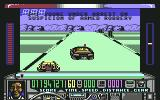 Chase H.Q. Commodore 64 Arrested the suspect for armed robbery
