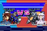 Mobile Suit Gundam Seed: Battle Assault Game Boy Advance Vs. screen