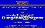 Secret of the Silver Blades PC-98 Disclaimer