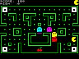 Gnasher ZX Spectrum Bonus fruit have appeared! It does not stay there long though