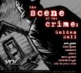 Scene of the Crime: Golden Doll Browser Main menu