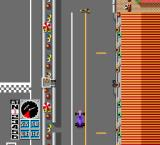 F1 Circus TurboGrafx-16 About to start