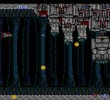 Heavy Unit TurboGrafx-16 Fast scrolling, three heavily firing turrets, a stomping device ...