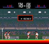 SUPER Volley ball TurboGrafx-16 Victory dance