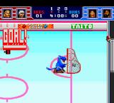 Hit the Ice: The Video Hockey League TurboGrafx-16 Goal!
