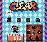 Wario Land 3 Game Boy Color Stage clear