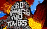 J.R.R. Tolkien's The Lord of the Rings, Vol. II: The Two Towers PC-98 ...and in English