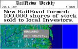 Sid Meier's Railroad Tycoon PC-98 Breaking news
