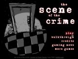 Scene of the Crime Browser Main menu