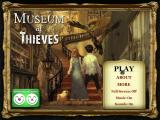 Museum of Thieves  Browser Main menu