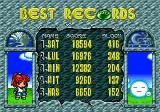Puyo Puyo 2 Genesis High score table