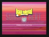 Summer Heat Beach Volleyball PlayStation 2 Title screen