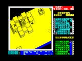 Nether Earth ZX Spectrum You can land on top of buildings and units to interact with them.