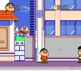 Crayon Shin-chan: Arashi o Yobu Enji Genesis How do I get that item up there?