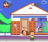 Crayon Shin-chan: Arashi o Yobu Enji Genesis Lost to much energy and lost a life