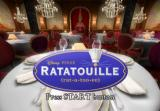 Ratatouille PlayStation 2 Title screen.