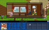 Inherit the Earth: Quest for the Orb PC-98 Interiors of houses are shown like this