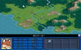 Inherit the Earth: Quest for the Orb PC-98 World map