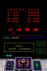 Space Invaders Revolution Nintendo DS ...ouch.