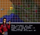 U.N. Squadron SNES This is the map from where you launch you attacks/counter-attacks