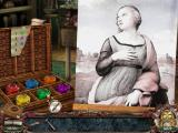 Victorian Mysteries: Woman in White Windows Painting mini-game