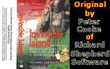 Invincible Island Remake Windows Tape cover art of the original version