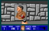 Wolfenstein 3D PC-98 Hitler's portraits are everywhere. Yuck