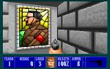 "Wolfenstein 3D PC-98 I think they overdid this whole ""Hitler everywhere"" thing... and what's with the artsy mosaics?.."