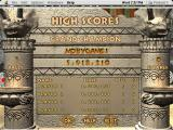 3-D Ultra Pinball: The Lost Continent Macintosh High Scores