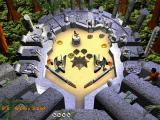 3-D Ultra Pinball: The Lost Continent Macintosh Destroy Teradactyls trying to take her