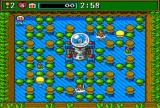 Super Bomberman 3 SNES Level 1-1