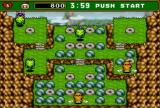 Super Bomberman 4 SNES Level 1-3