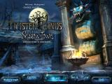 Twisted Lands: Shadow Town (Collector's Edition) Windows Main menu