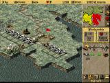 Lords of the Realm II Macintosh Game start