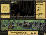 Lords of the Realm II Macintosh Castle building - options