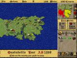 Lords of the Realm II Macintosh Lands to trade with or conquer