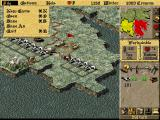 Lords of the Realm II Macintosh In game menu and game save options