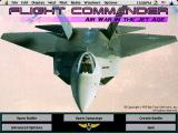 Flight Commander Macintosh Title