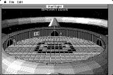 Starflight Macintosh Game Start - Starport