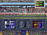 F1 Manager Professional DOS In the middle of the action, by the screens of the command post