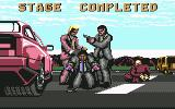 Chase H.Q. II: Special Criminal Investigation Commodore 64 Stage Complete