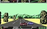 Chase H.Q. II: Special Criminal Investigation Commodore 64 Blue Cadillac
